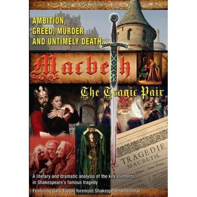 MacBeth - The Tragic Pair [DVD]